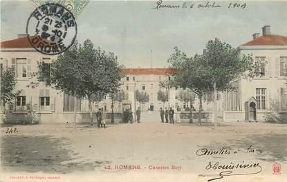 """CPA FRANCE 26 """"Romans, caserne Bon"""""""