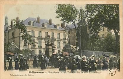 "CPA FRANCE 36 ""Châteauroux, Manufacture des Tabacs"""