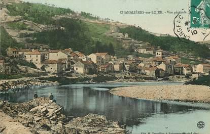 """CPA FRANCE 43 """"Chamalières sur Loire"""""""