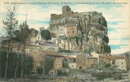"""CPA FRANCE 43 """"Env. du Puy en Velay, Ceyssac"""""""