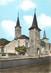 """CPSM FRANCE 09 """"Sentein, l'église"""""""