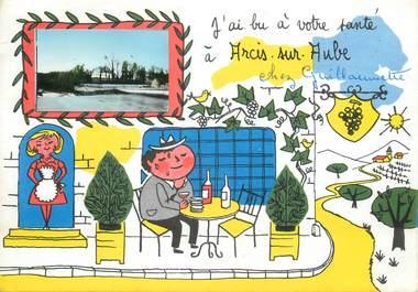 """CPSM FRANCE 10 """"Arcis sur Aube"""""""