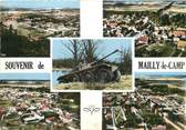 """10 Aube CPSM FRANCE 10 """"Mailly Le camp"""" / CHAR"""