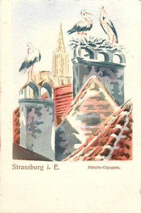 """CPA FRANCE 67 """"Stasbourg"""""""
