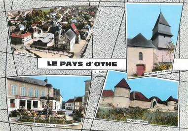 """CPSM FRANCE 10 """"Le Pays d'othe"""""""