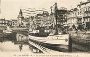 """17 Charente Maritime CPA FRANCE 17 """"La Rochelle, le Pierre Loti' / BATEAU"""