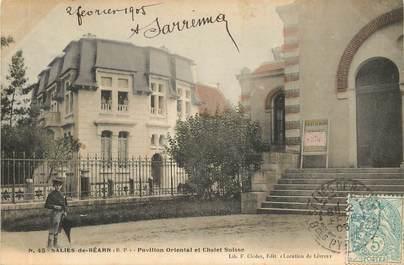 "CPA FRANCE 64 ""Salies de Béarn"""