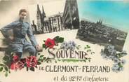 """63 Puy De DÔme CPA FRANCE 63 """"Clermont Ferrand"""""""