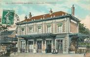 "62 Pa De Calai CPA FRANCE 62 ""Boulogne sur Mer, gare des Tintelleries"""