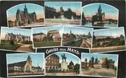 """57 Moselle CPA FRANCE 57 """"Metz"""" / Vues de la ville"""