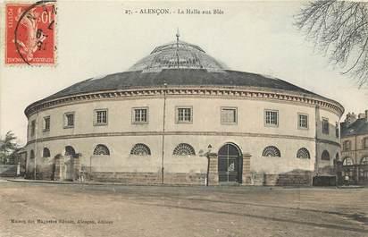 """CPA FRANCE 61 """"Alençon, la Halle aux Blés"""""""