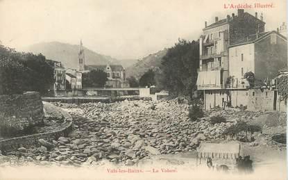 """/ CPA FRANCE 07 """"Vals Les Bains, la volane"""""""