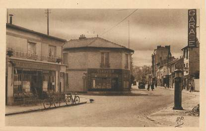 "/ CPA FRANCE 78 ""Porchefontaine, rue coste"""
