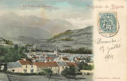 "CPA FRANCE 65 ""Bagnères de Bigorre, la vallée de Campan"""