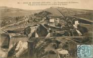 "90 Territoire De Belfort / CPA FRANCE 90 ""Siège de Belfort, les fortifications du château"""