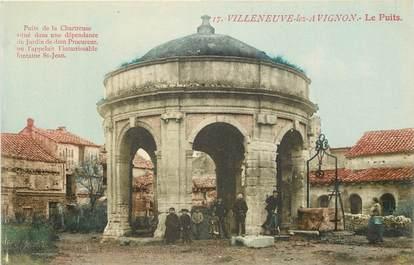 """CPA FRANCE 84 """"Villeneuve les Avignon"""""""