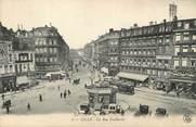 """59 Nord / CPA FRANCE 59 """"Lille, la rue Faidherbe"""""""