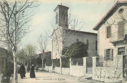 "CPA FRANCE 13 ""Luynes, L'Eglise"""