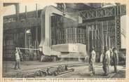 """71 SaÔne Et Loire / CPA FRANCE 71 """"Le Creusot, usines Schneider, le plus gros laminoir du monde"""""""