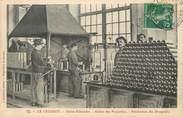 """71 SaÔne Et Loire / CPA FRANCE 71 """"Le Creusot, usines Schneider, ateliers des projectiles"""""""