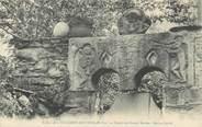 """65 Haute PyrÉnÉe / CPA FRANCE 65 """"Luz Saint Sauveur, dessus du portail ancien, maison Junté"""""""