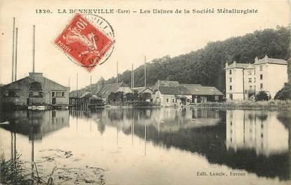 """CPA FRANCE 27 """"La Bonneville, la Société métallurgiste"""""""