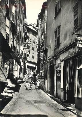 """/ CPSM FRANCE 06 """"Grasse, rue de l'Oratoire"""""""