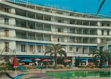 """/ CPSM FRANCE 06 """"Juan Les Pins, Grand Hôtel Le Palace"""""""