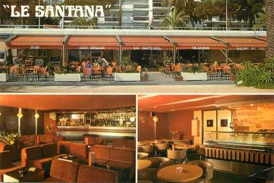 "/ CPSM FRANCE 06 ""Menton Garavan, le Santana"""