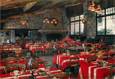 """/ CPSM FRANCE 06 """"Mandelieu, logis de San Estello, domaine de Barbossi, la salle à manger"""""""