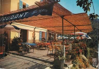 """/ CPSM FRANCE 06 """"Monti, le Relais Hôtel Restaurant"""""""