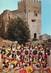 "/ CPSM FRANCE 06 ""Roquebrune Cap Martin"" / GROUPE FOLKLORIQUE"