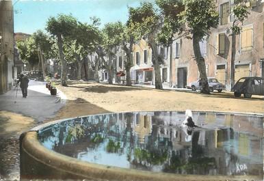 "/ CPSM FRANCE 11 ""Chalabre, le bassin"""