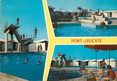 """/ CPSM FRANCE 11 """"Port Leucate, la piscine"""""""