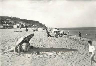 """/ CPSM FRANCE 11 """"Leucate, la plage"""""""