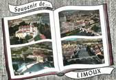 """11 Aude / CPSM FRANCE 11 """"Souvenir de Limoux"""""""