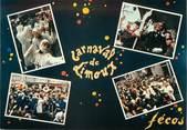 """11 Aude / CPSM FRANCE 11 """"Carnaval de Limoux"""""""