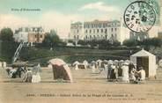 """35 Ille Et Vilaine CPA FRANCE 35 """"Dinard, Grand Hôtel de la plage"""""""