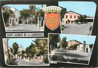 """/ CPSM FRANCE 11 """"Saint Laurent de la Cabrerisse"""""""