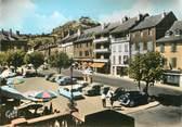 """12 Aveyron / CPSM FRANCE 12 """"Espalion, le centre et les ruines du château """""""