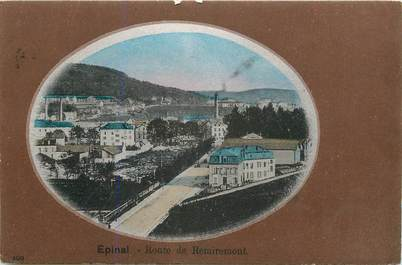 "CPA FRANCE 88 ""Epinal, Rte de Remiremont"""