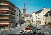"""12 Aveyron / CPSM FRANCE 12 """"Rodez, place de la Madeleine"""""""