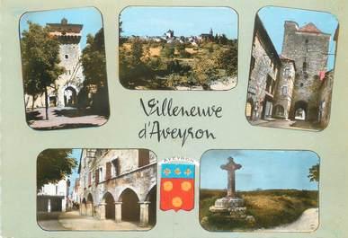 """/ CPSM FRANCE 12 """"Villeneuve d'Aveyron"""""""