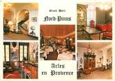 "13 Bouch Du Rhone / CPSM FRANCE 13 ""Arles, Grand Hôtel Nord Pinus"""