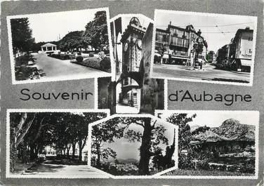 """/ CPSM FRANCE 13 """"Aubagne, souvenir"""""""