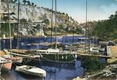"""13 Bouch Du Rhone / CPSM FRANCE 13 """"Cassis sur mer, calanque du port Miou"""""""