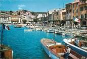 """13 Bouch Du Rhone / CPSM FRANCE 13 """"Cassis sur Mer, un coin du port"""""""