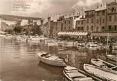 """13 Bouch Du Rhone / CPSM FRANCE 13 """"Cassis sur Mer, le quai des Baux"""""""