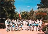 """13 Bouch Du Rhone / CPSM FRANCE 13 """"Clique de Cassis, place Baragnon"""" / FANFARE"""