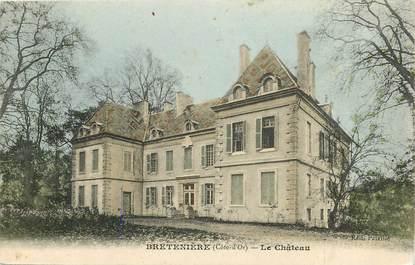 """CPA FRANCE 21 """"Bretenière, le Chateau"""""""